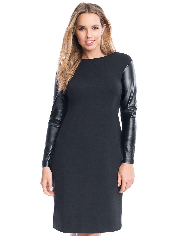 Printed Front Wrap Dress Women s Plus Size Tops