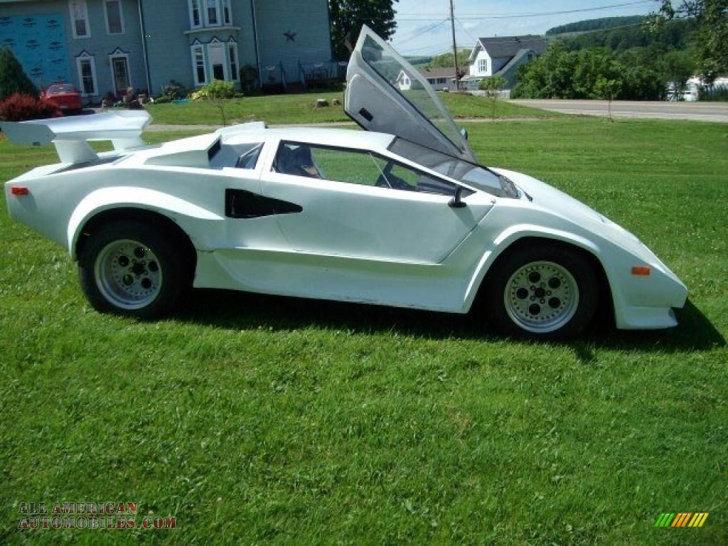 Fiero Lamborghini Body Kit 1985 Pontiac Fiero Lamborghini Kit Car