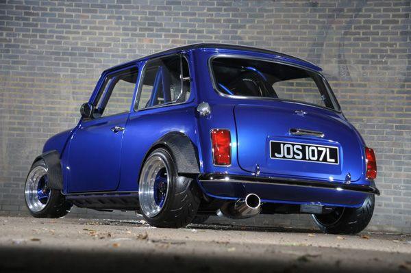 K20 VTEC Mini Cooper | wheels | Mini cooper classic, Classic
