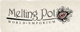 Welcome to the Melting Pot World Emporium- 10%off first online purchase with WELCOM12 #themeltingpot Welcome to the Melting Pot World Emporium- 10%off first online purchase with WELCOM12 #themeltingpot
