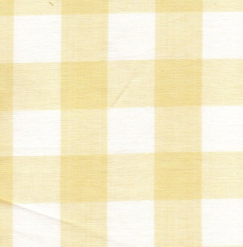 Lyme Pale Yellow Buffalo Check Upholstery And Drapery Fabric Decorativefabricsdirect Com Yellow Bedding Yellow Fabric Yellow Wallpaper