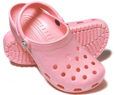 9c211e8bd002de Crocs banned by NHS for health and safety reasons
