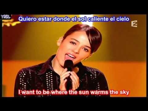 La Isla Bonita Subtitulado En Español Ingles Lyrics Sub Letras Carolinasplajoseginer Español Ingles Español Isla Bonita