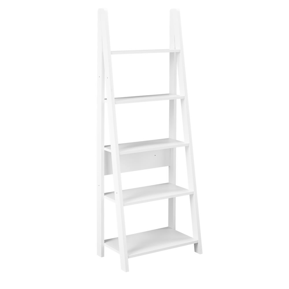Scandinavia ladder bookcase white annie bedroom pinterest