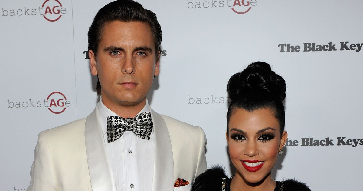 """So far, we've all assumed Scott Disick's been having the time of his life after abandoning Kourtney Kardashian ... but a new promo for """"Keeping Up with…"""