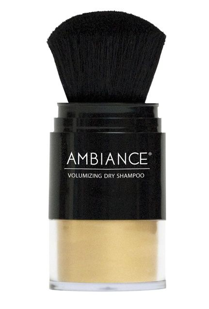 Ambiance Volumizing Dry Shampoos easy-to-use applicator brush delivers a lightly scented powder formula, cleaning hair so that it appears freshly washed. #diyHair