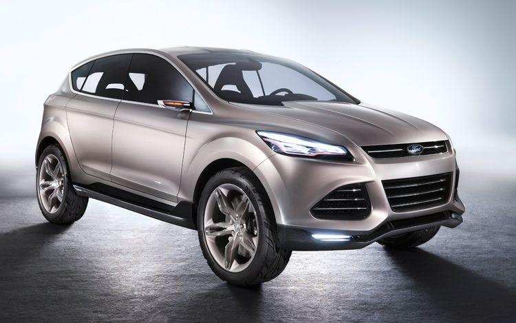 2018 Ford Vertrek Concept Car