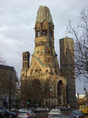 Berlin   Kudam. Kaiser-Wilhelm-Gedächtnis-Kirchengemeinde