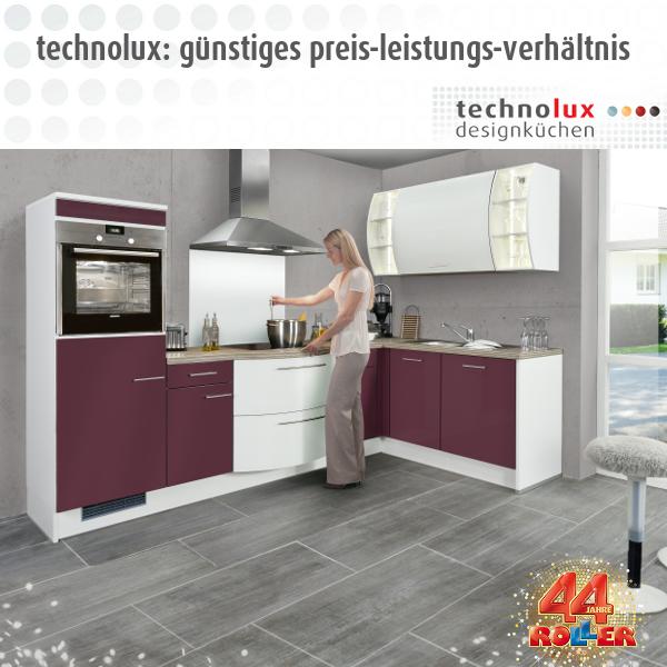 Designküchen bei ROLLER: http://www.roller.de/technolux/ | kitchen ...