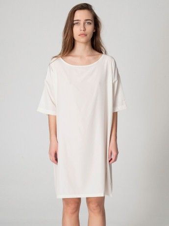 Oversized T-Shirt Dress - with a belt so you don t look like you re wearing  a hospital gown e001a4363