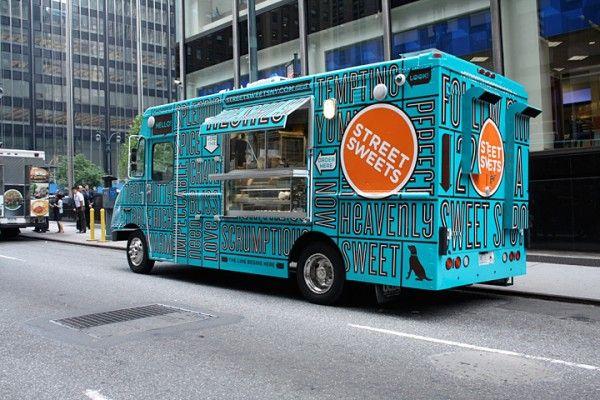 sweetery nyc restaurante ambulante especializado em doces e sobremesas mais info em http sweeterynyc com sweetery nyc gourmet food truck specialized