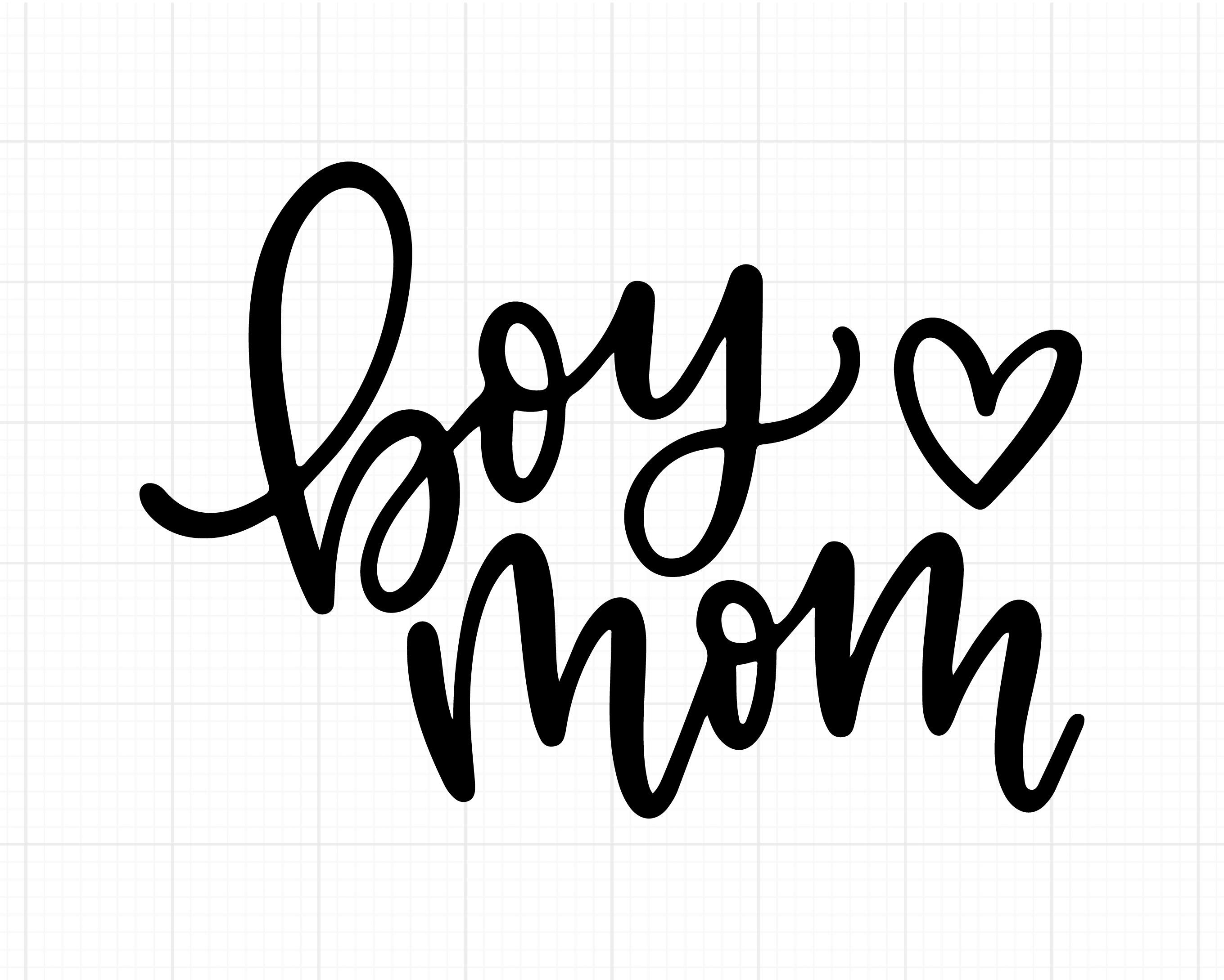 Free This year, the day falls on may 10, which is the second sunday of the month. Boy Mom Svg Boy Mom Boy Mom Script Heart Svg Mom Svg Mothers Day Svg Boy Mom Png Boy Mom Baby Svg Bad Moms Club SVG, PNG, EPS, DXF File