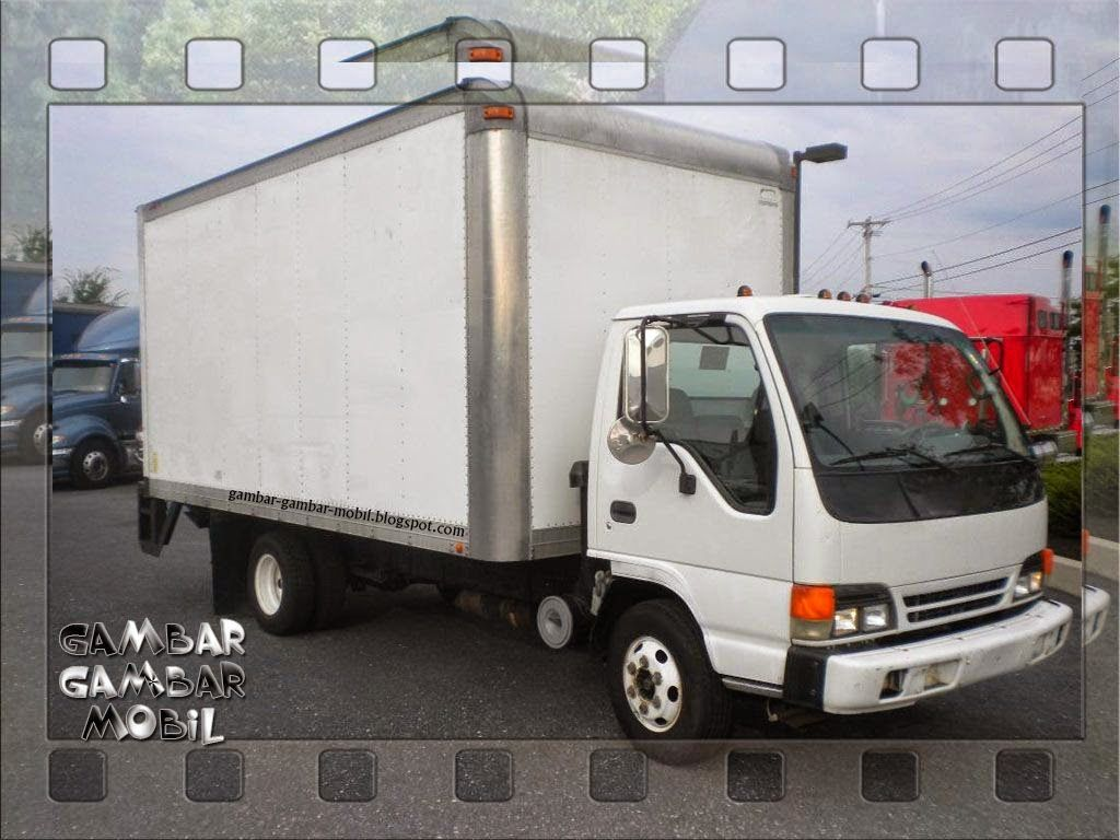 Gambar Mobil Box Gambar Gambar Mobil Mobil Gambar Truk