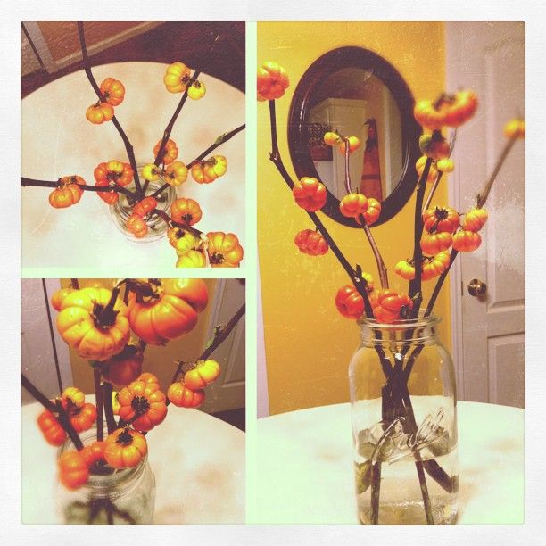 I be lovin' this for fall decor. (courtesy Lauren Rosenau instagram!)