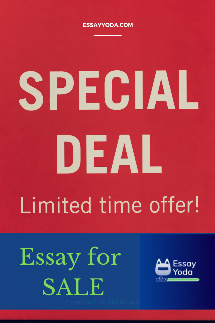 Cheap essay for sale