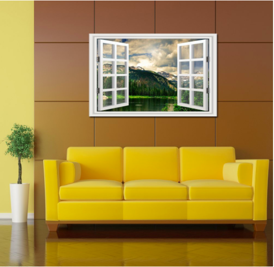 Home Decor & Art ~ The Perfect Scene! Nature, Picture, Wall Art ...