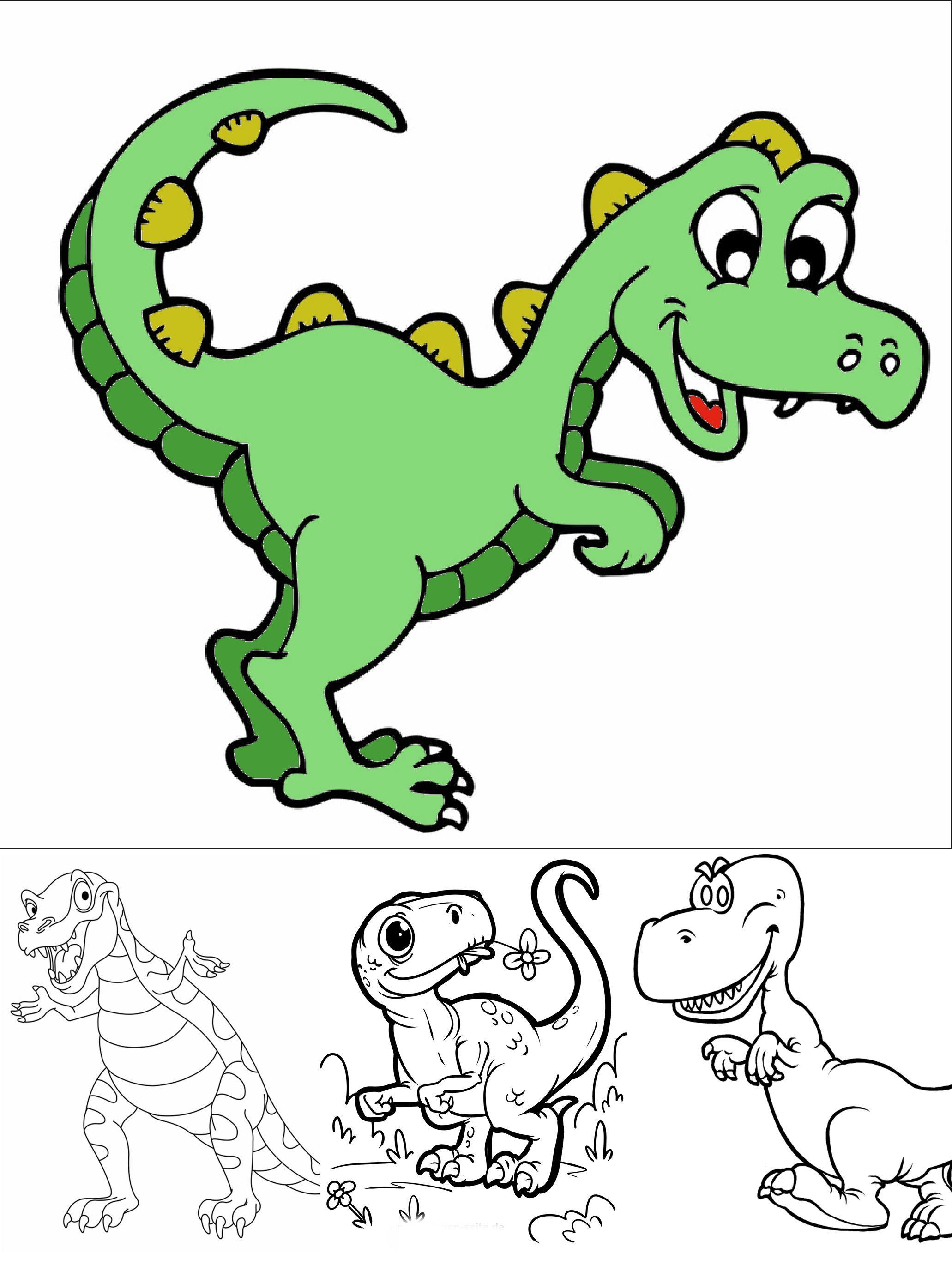 Für mehr Dinosaurier Ausmalbilder Dinosaurier Dinosaurier