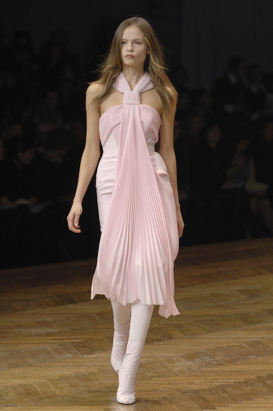 Givenchy at Paris Fall 2007