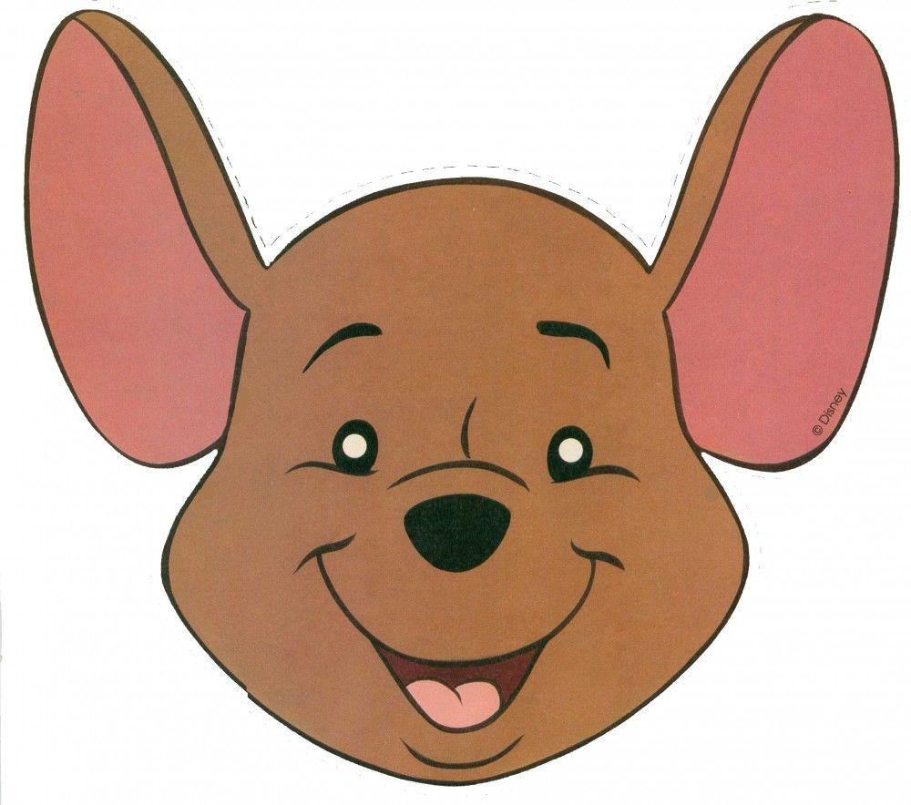 84a5a6047800 Roo-Mask Roo Winnie The Pooh