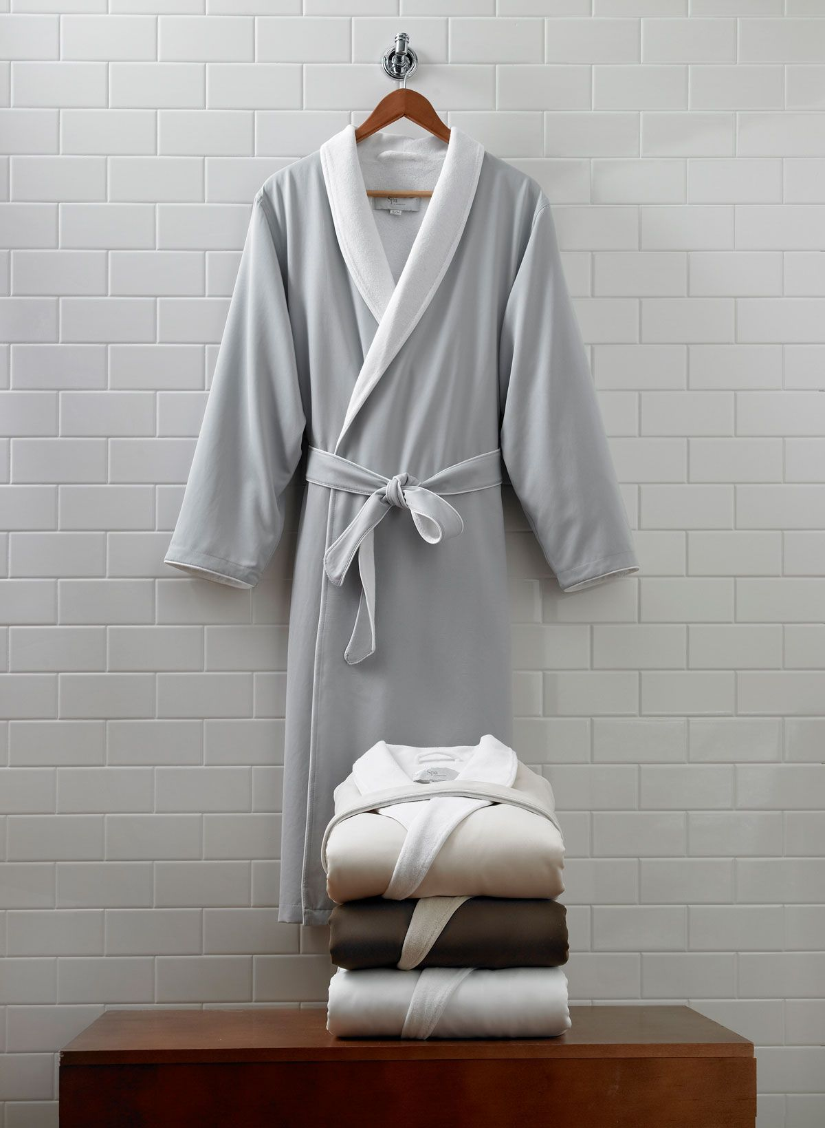 ST. Tropez Signature Spa Robe | Signature spa, Bath robes and Bath ...