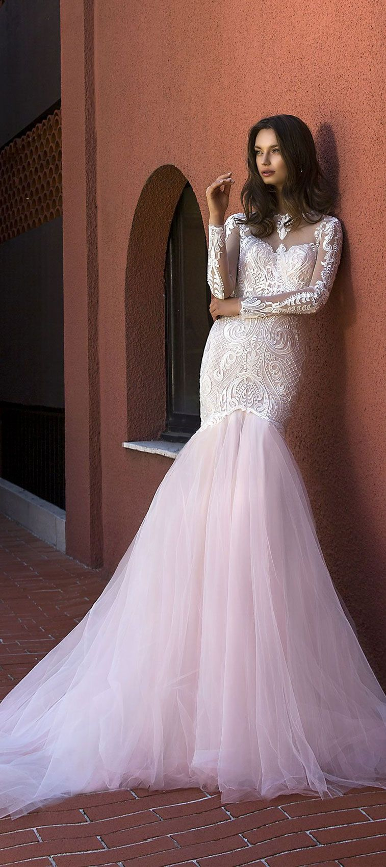 Romance with Tina Valerdi 2018 Wedding Dresses