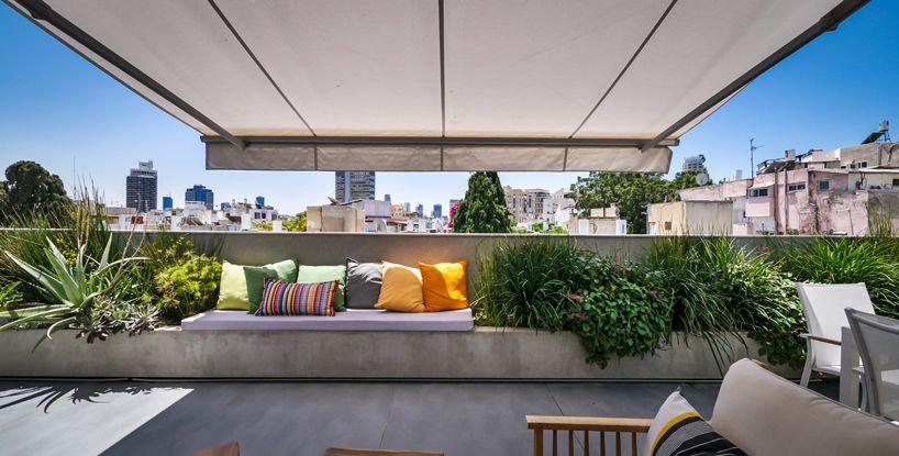hila hollander solves geometrically challenging home in tel aviv