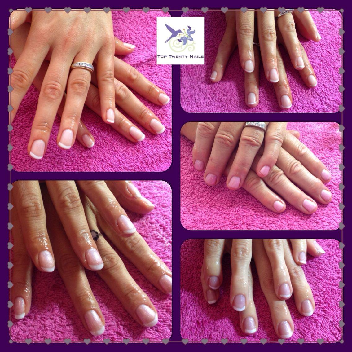 This Weekends Bridal Party Using Opi Gelcolour Bride Bridalnails Bridesmaid Nails