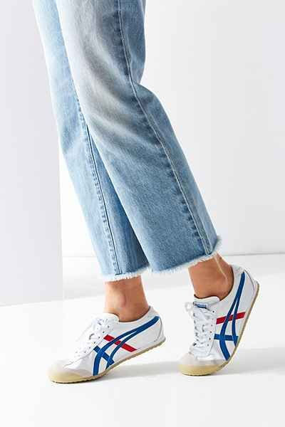 onitsuka tiger mexico 66 asos blue