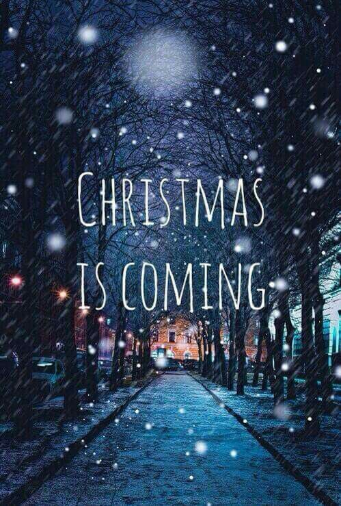 In 10 months..now stop already.♡♡ #christmaswallpaperiphone