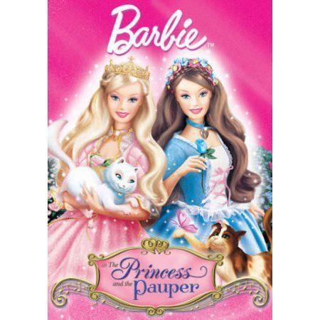 Barbie As The Princess And The Pauper Peliculas De Barbie