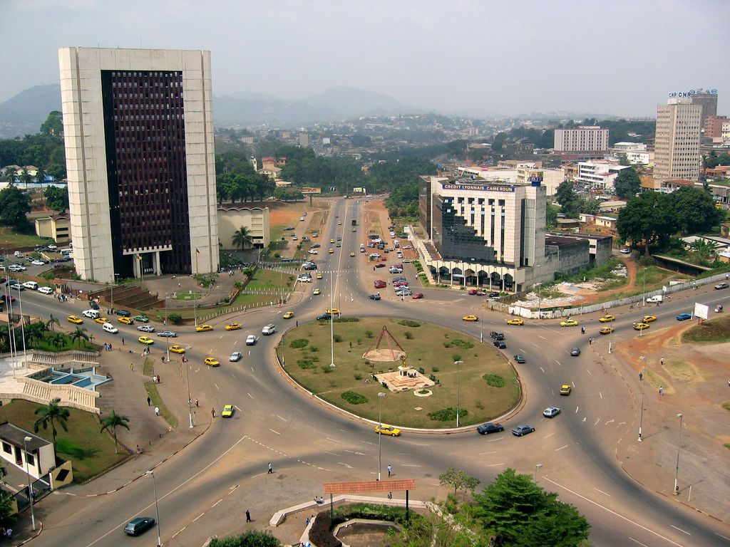 Yaounde is the capital of Cameroon 93