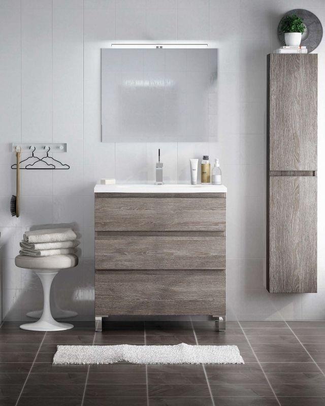 La collection CARMEN est une collection de meubles salle de bains de