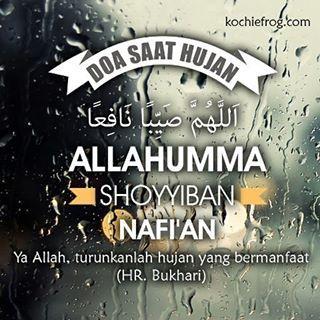 Dp Bbm Doa Cinta Kebaikan Turun Hujan Kesembuhan Dll Dengan
