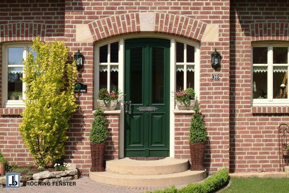 Haustüren Landhausstil – individuelle Holzhaustüren