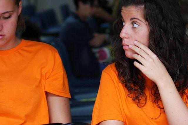 Quando Carrara si veste di arancione   Flickr – Condivisione di foto!