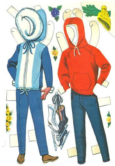 Barbie and Ken cut outs 196 - Bobe Green - Picasa Webalbum* 1500 free paper…