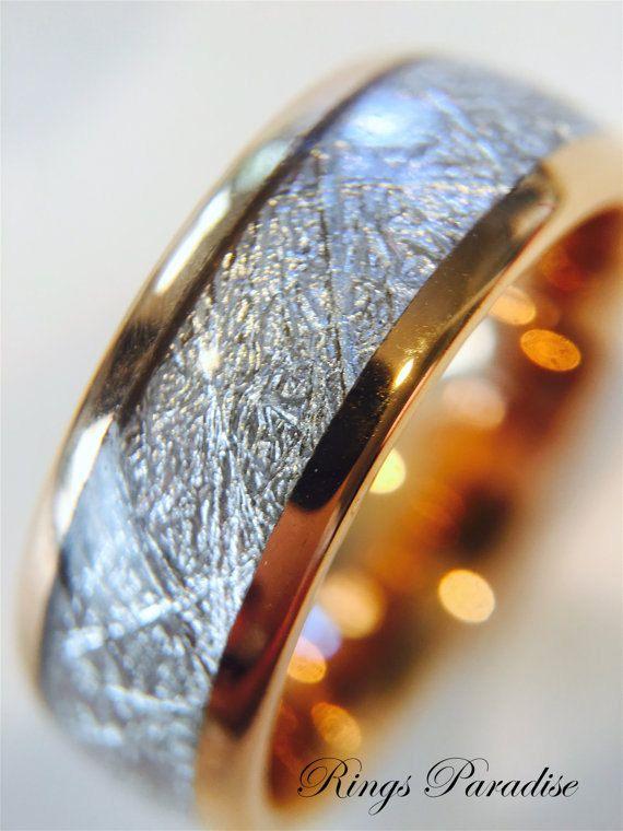 S Wedding Ring Band Sets Rose Gold Por Ringsparadise
