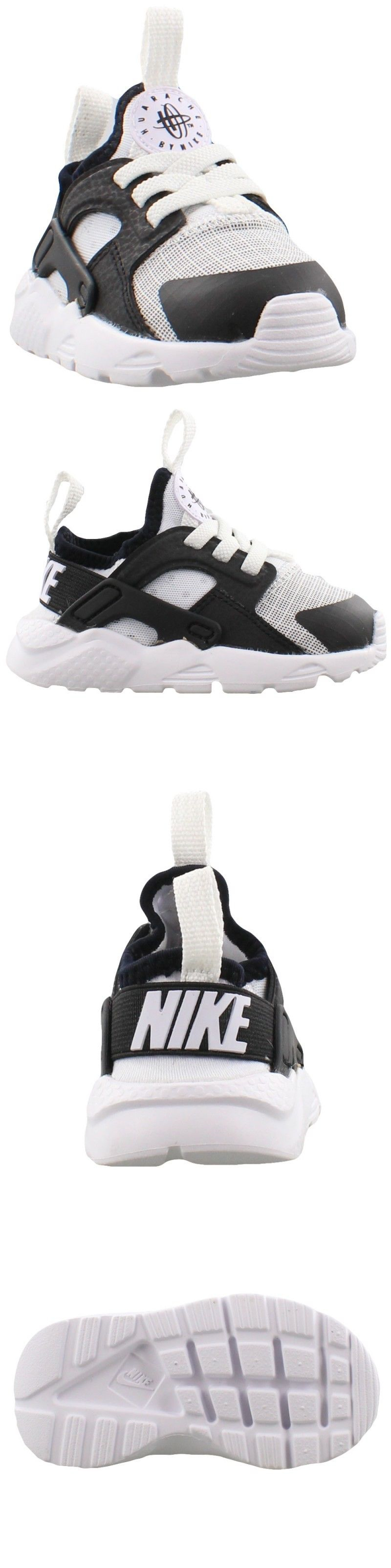eeeda304555 Baby Shoes 147285: [859594-101] Nike Huarache Run Ultra Td Toddler  Anthracite Platinum Grey 4C-10C -> BUY IT NOW ONLY: $49.99 on eBay!