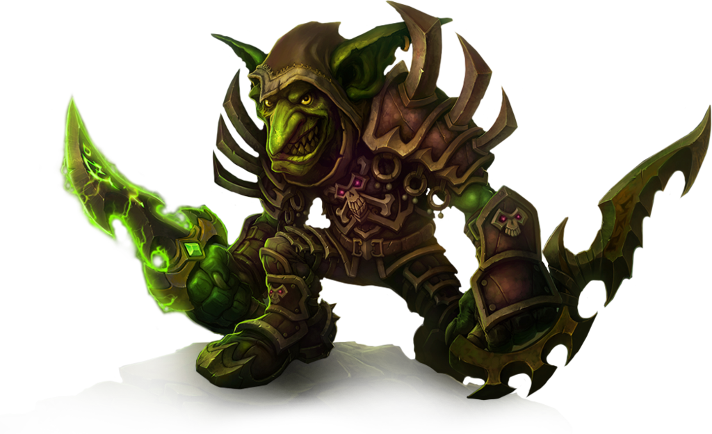 Download Goblin Png Image For Free World Of Warcraft Goblin Warcraft
