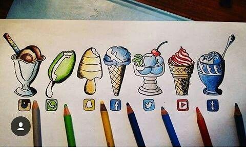 Instagram Whatsapp Snapchat Facebook Twitter Youtube Tumblr
