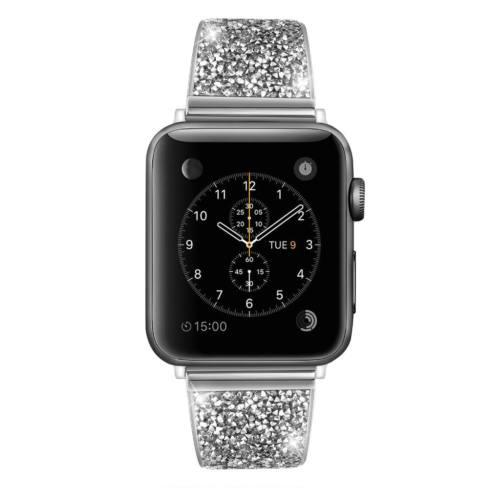 Apple Watch Series 5 4 3 2 Band, Rose gold, Silver or