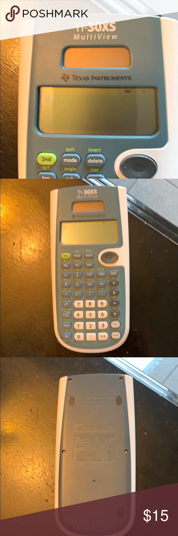 Ti 30xs Multiview Calculater In 2020 Fractions Statistics Math Math Fractions