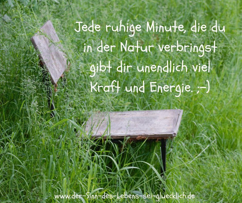 sprüche über natur Sprüche: schöne #Sprüche #Zitate #Glück #SinndesLebens  sprüche über natur