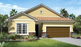 New Houses Orlando Area