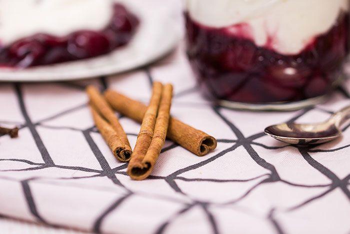 Spekulatius Punschkirschen Dessert Rezept Verzuckert Blog De Dessert Punsch Weihnachtsrezepte