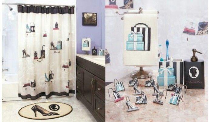Fashionista Bathroom SetamazonLove