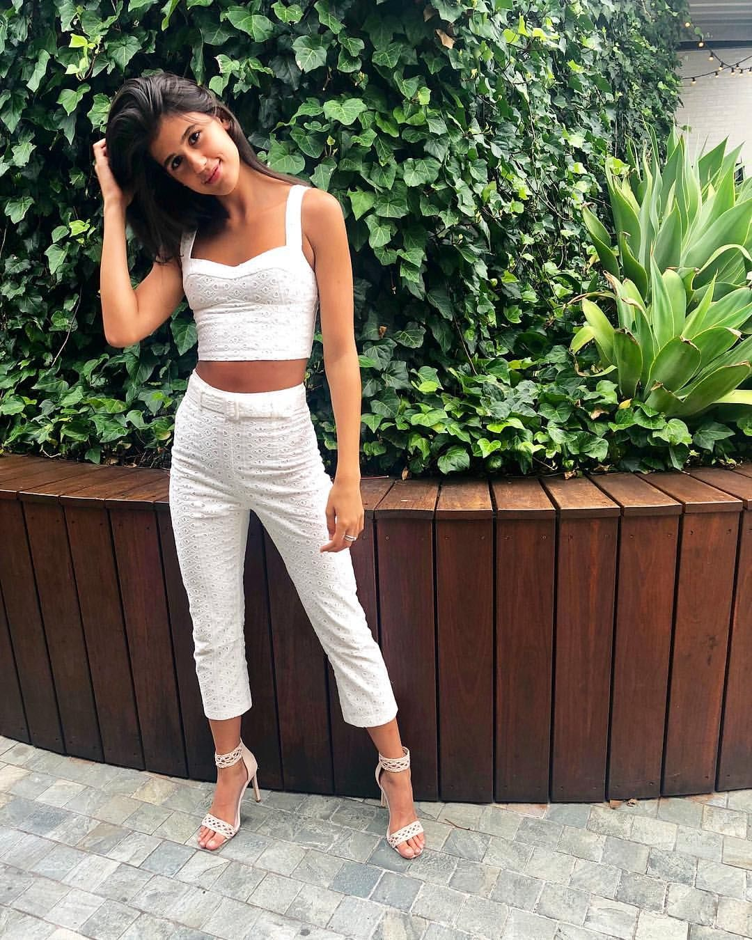3b2990b074b919 The Lorelei Crop Top   Pants have just landed in boutiques and online
