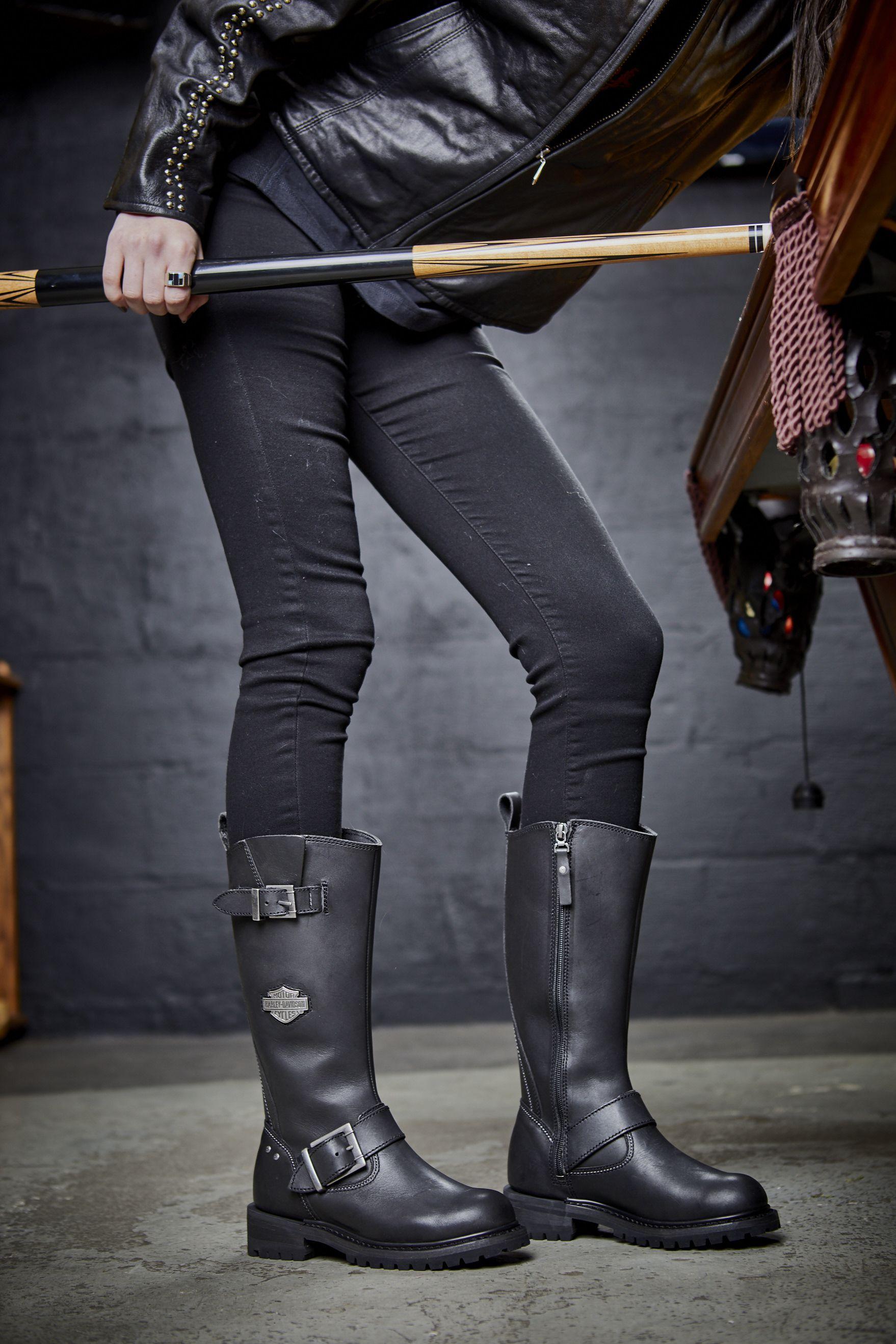 b287ba19fdd2 Women s Chalmers Boot Harley Davidson Dealership