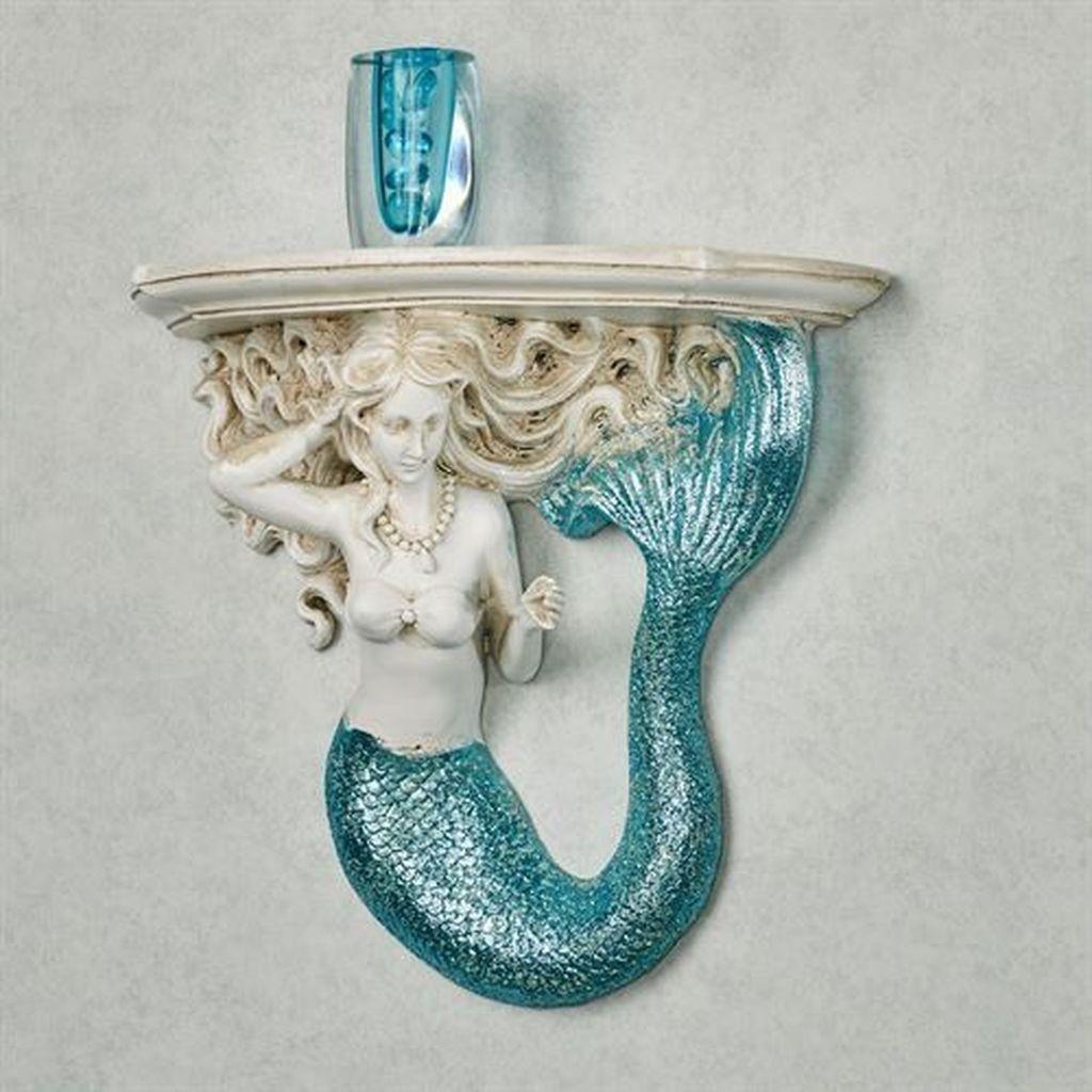 Popular Mermaid Bathroom Decor Ideas20 Mermaid Bathroom Decor Mermaid Bathroom Ocean Bathroom Mermaid bathroom decor amazon