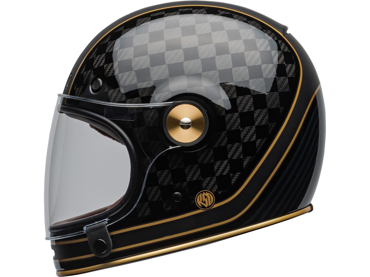 Bell Bullitt Carbon Rsd Check It Ece Full Face Helmets Helmet Roland Sands Design